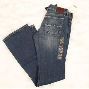 NWT Lucky Brand sweet n low jeans 25 regular
